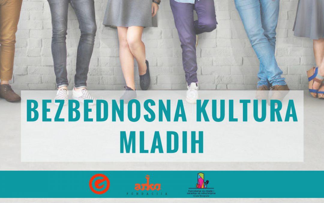 "Projekat ""Bezbednosna kultura mladih"" u Beogradu"