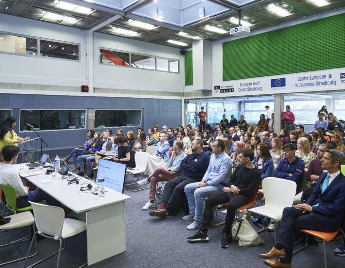 Simpozijum o budućnosti političke participacije mladih