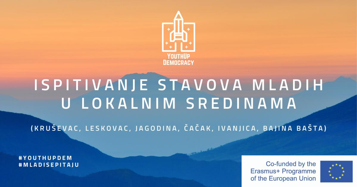 Kakvi su stavovi mladih u lokalnim sredinama u Srbiji?