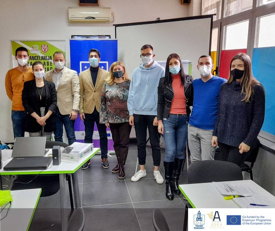 Održan Dijalog sa mladima u Kruševcu i Leskovcu